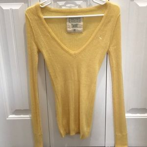 Abercrombie & Fitch Cashmere Sweater Top